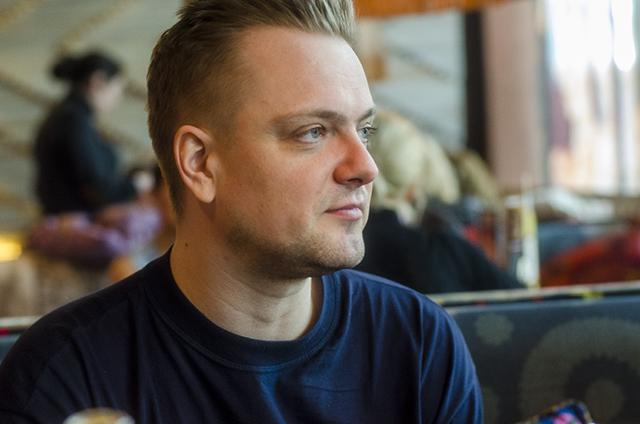 Александр Пушной: заниматься благотворительностью с удовольствием