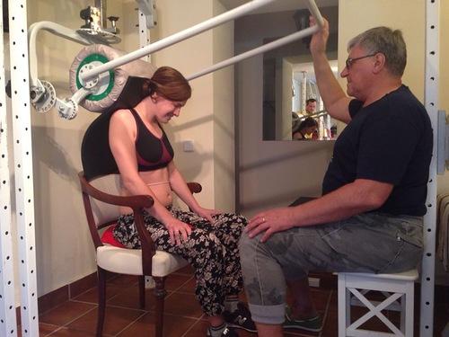 Мария Комиссарова продолжает лечение в Испании