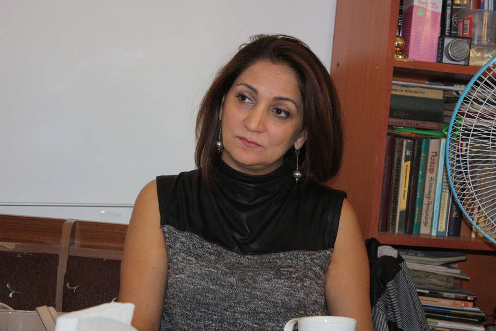 Ева Заргарян