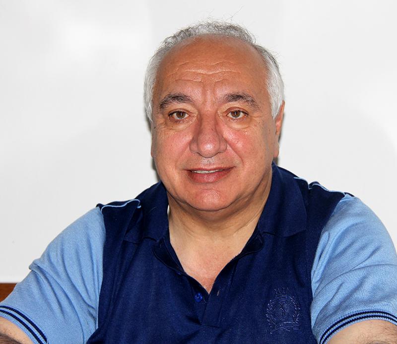 Гаспарян Владимир Михайлович